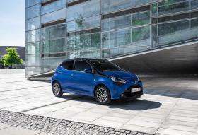 Ver foto 11 de Toyota Aygo 5 puertas 2018