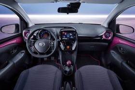 Ver foto 23 de Toyota Aygo 5 puertas 2018