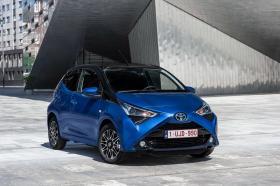 Ver foto 12 de Toyota Aygo 5 puertas 2018