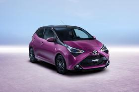 Toyota Aygo 70 X-cite X-shift