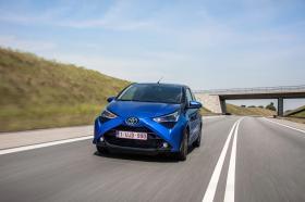 Ver foto 10 de Toyota Aygo 5 puertas 2018