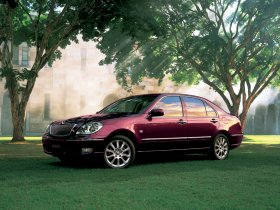 Ver foto 3 de Toyota Brevis 2001