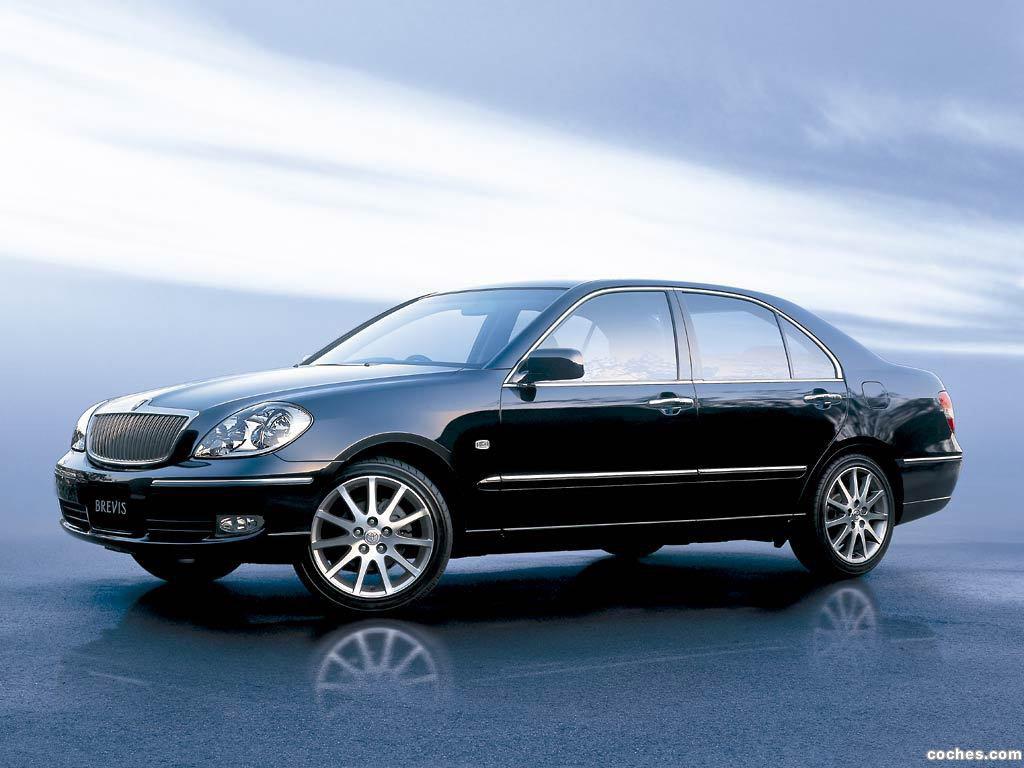 Foto 0 de Toyota Brevis 2001
