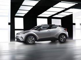 Ver foto 5 de Toyota C-HR 2016