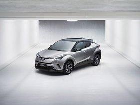 Ver foto 4 de Toyota C-HR 2016