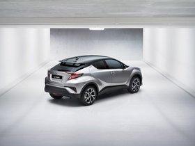Ver foto 3 de Toyota C-HR 2016