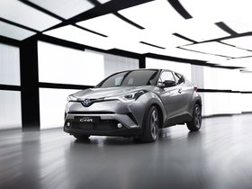 Ver foto 1 de Toyota C-HR 2016