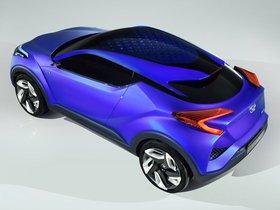 Ver foto 2 de Toyota C-HR Concept 2014