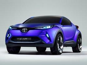 Ver foto 1 de Toyota C-HR Concept 2014