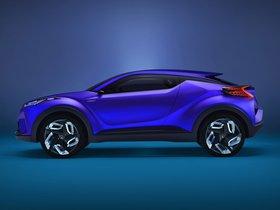 Ver foto 9 de Toyota C-HR Concept 2014