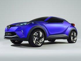 Ver foto 7 de Toyota C-HR Concept 2014