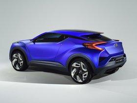 Ver foto 6 de Toyota C-HR Concept 2014
