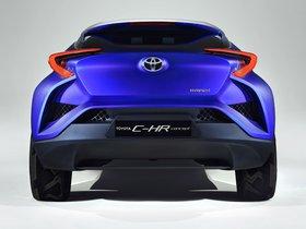Ver foto 5 de Toyota C-HR Concept 2014