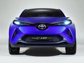 Ver foto 4 de Toyota C-HR Concept 2014