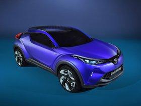 Ver foto 3 de Toyota C-HR Concept 2014