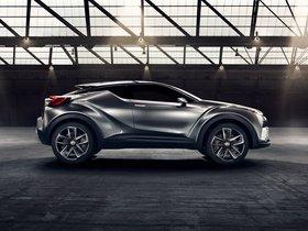Ver foto 5 de Toyota C-HR Concept 2015