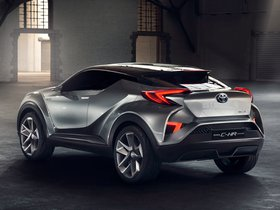 Ver foto 4 de Toyota C-HR Concept 2015