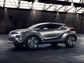 Ver foto 3 de Toyota C-HR Concept 2015