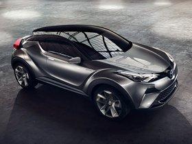 Ver foto 1 de Toyota C-HR Concept 2015