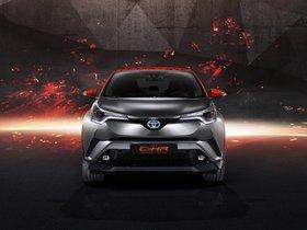Ver foto 7 de Toyota C-HR Hy Power Concept  2017