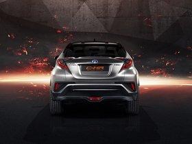 Ver foto 4 de Toyota C-HR Hy Power Concept  2017
