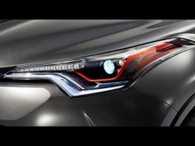 Ver foto 14 de Toyota C-HR Hy Power Concept  2017