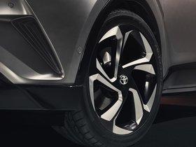 Ver foto 9 de Toyota C-HR Hy Power Concept  2017