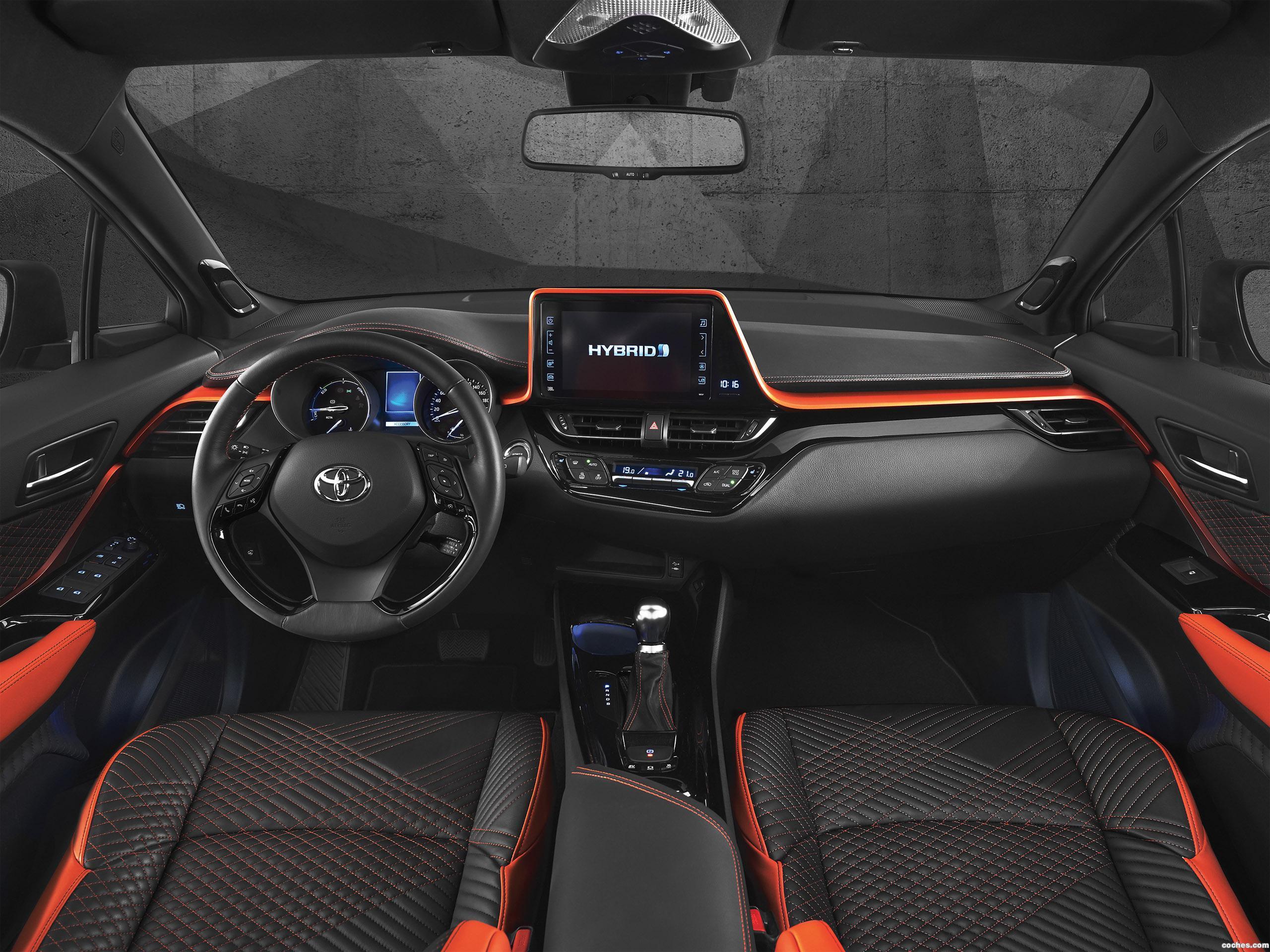 Foto 16 de Toyota C-HR Hy Power Concept  2017