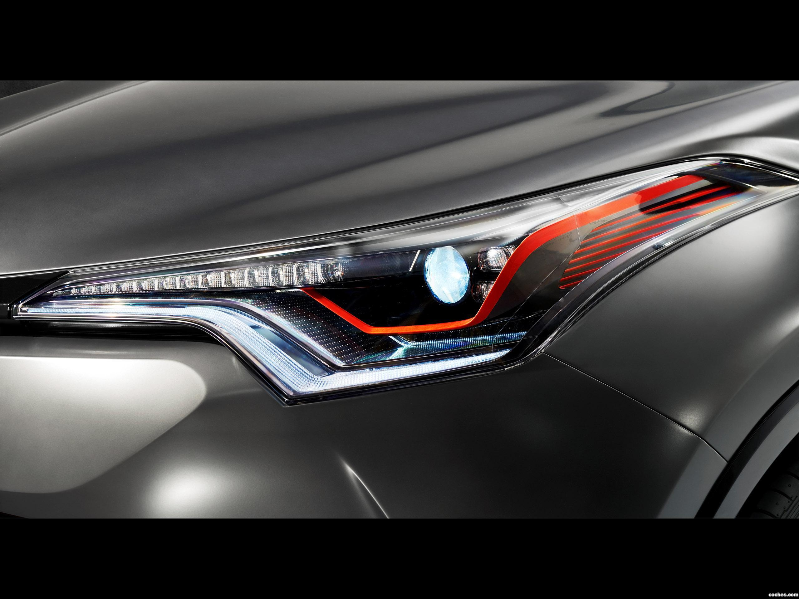 Foto 13 de Toyota C-HR Hy Power Concept  2017