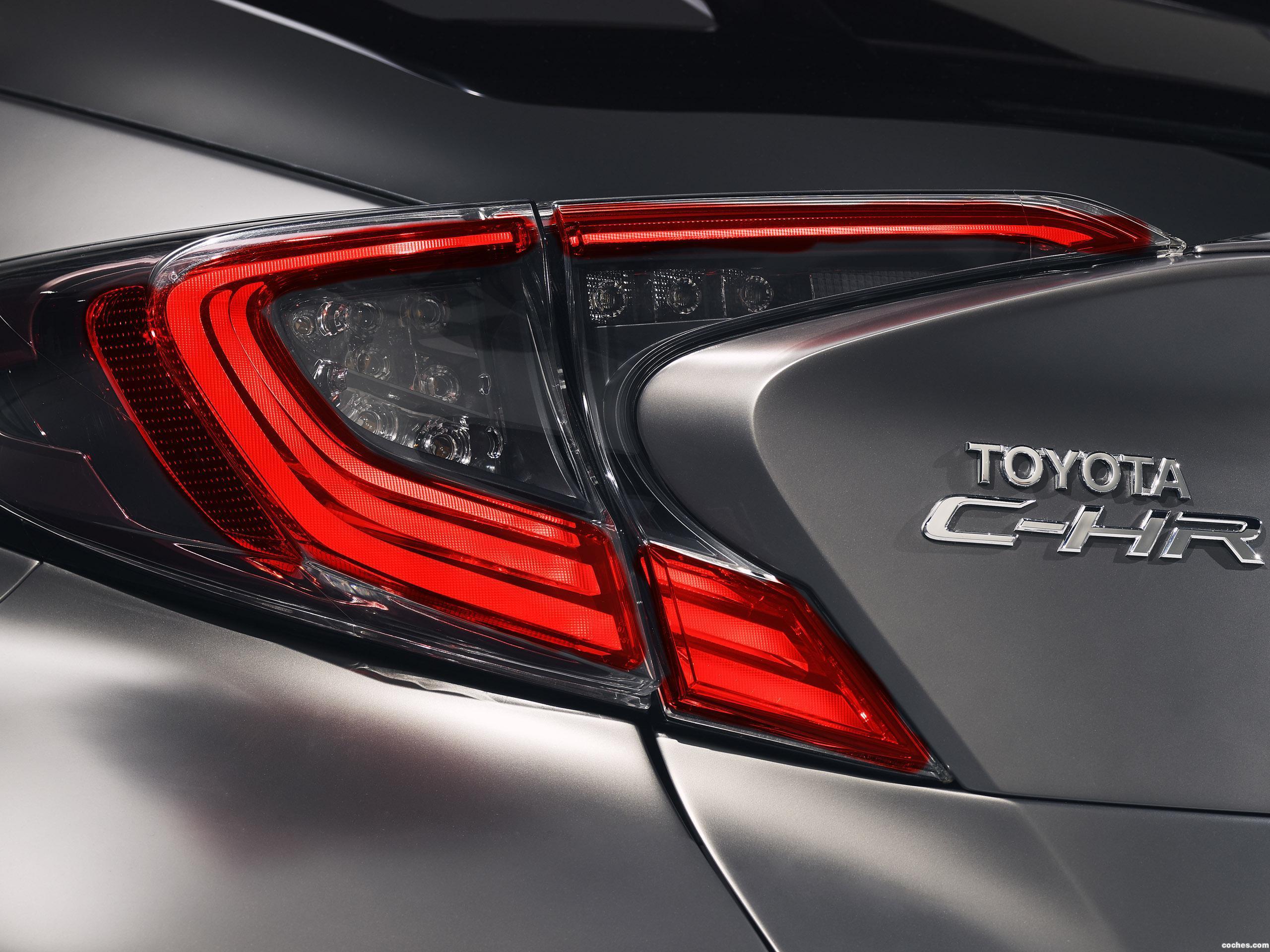 Foto 12 de Toyota C-HR Hy Power Concept  2017