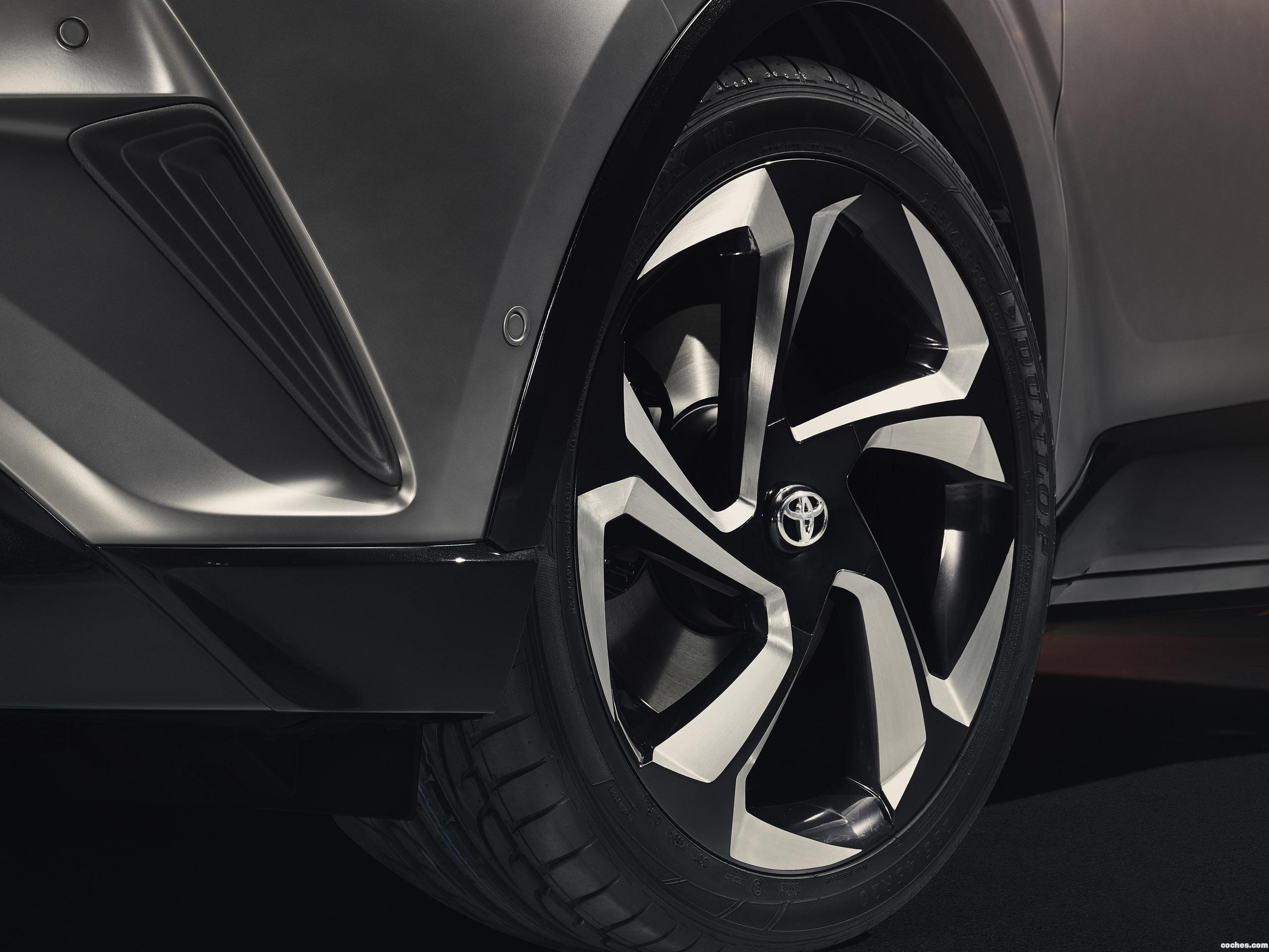 Foto 8 de Toyota C-HR Hy Power Concept  2017