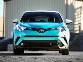 Ver foto 11 de Toyota C-HR R-Code USA  2017
