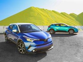 Ver foto 2 de Toyota C-HR R-Code USA  2017
