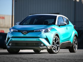 Ver foto 1 de Toyota C-HR R-Code USA  2017