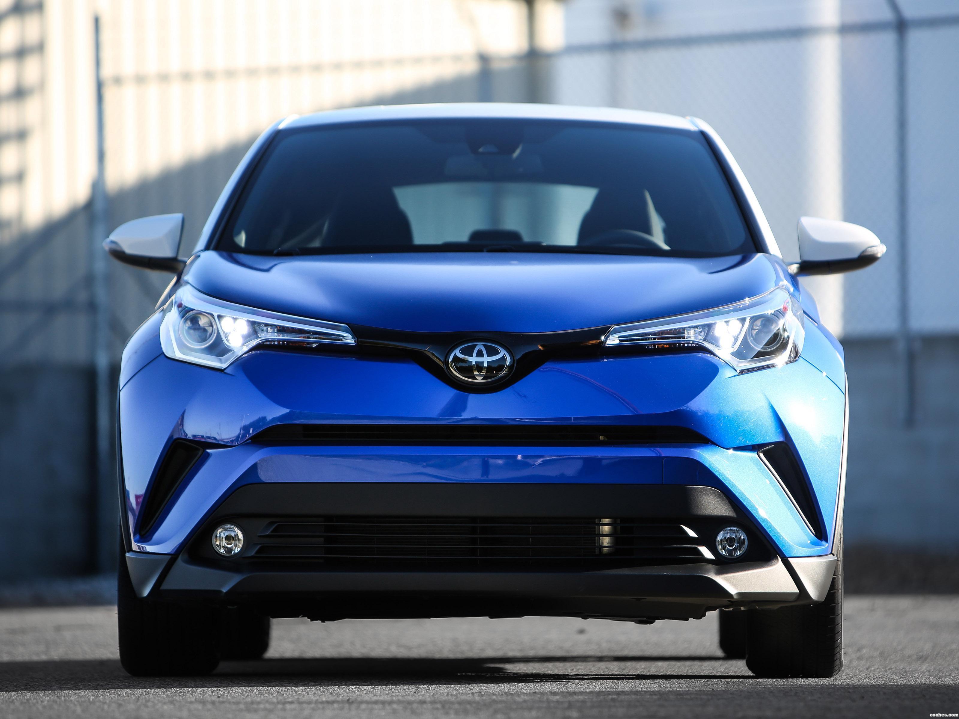 Foto 8 de Toyota C-HR R-Code USA  2017