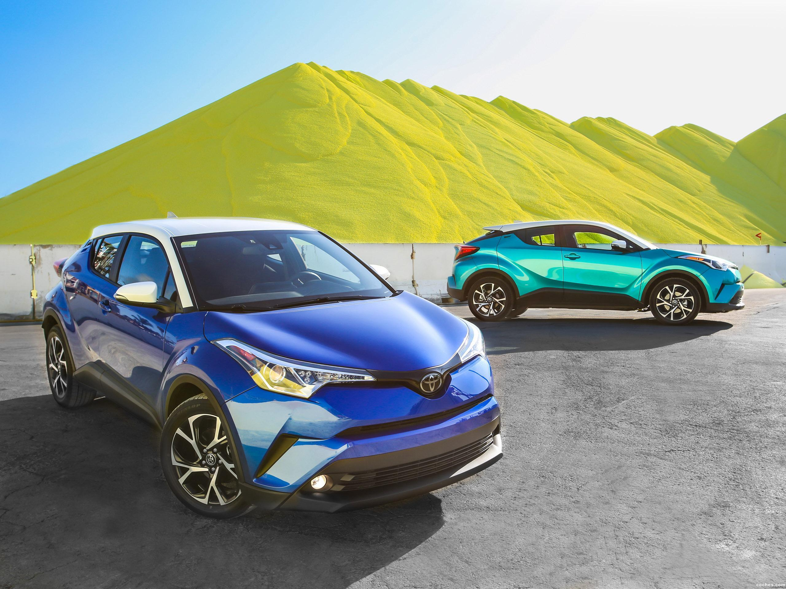 Foto 1 de Toyota C-HR R-Code USA  2017