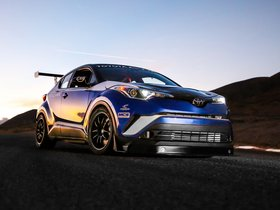 Ver foto 12 de Toyota C-HR R Tuned Concept  2017