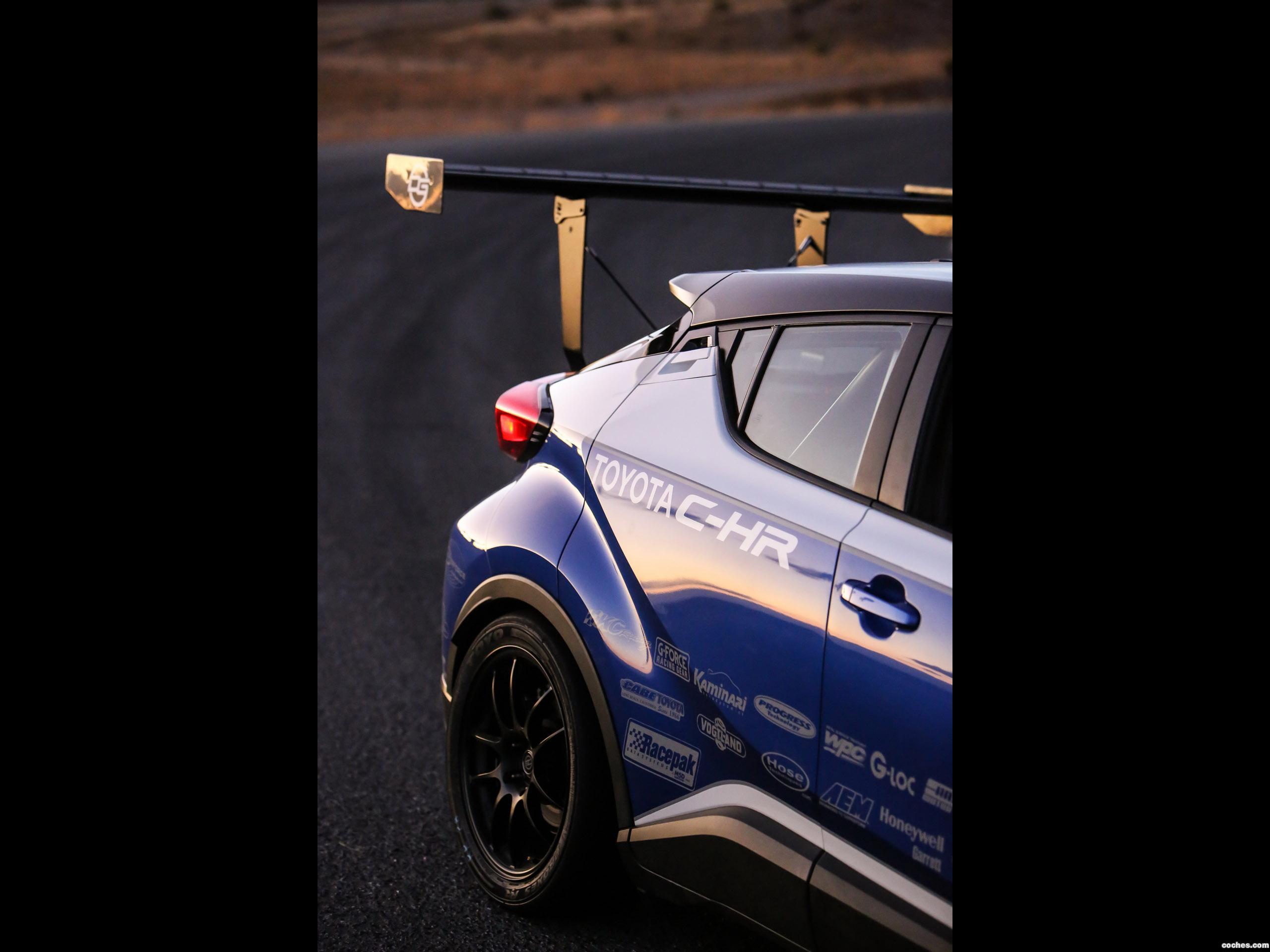 Foto 14 de Toyota C-HR R Tuned Concept  2017