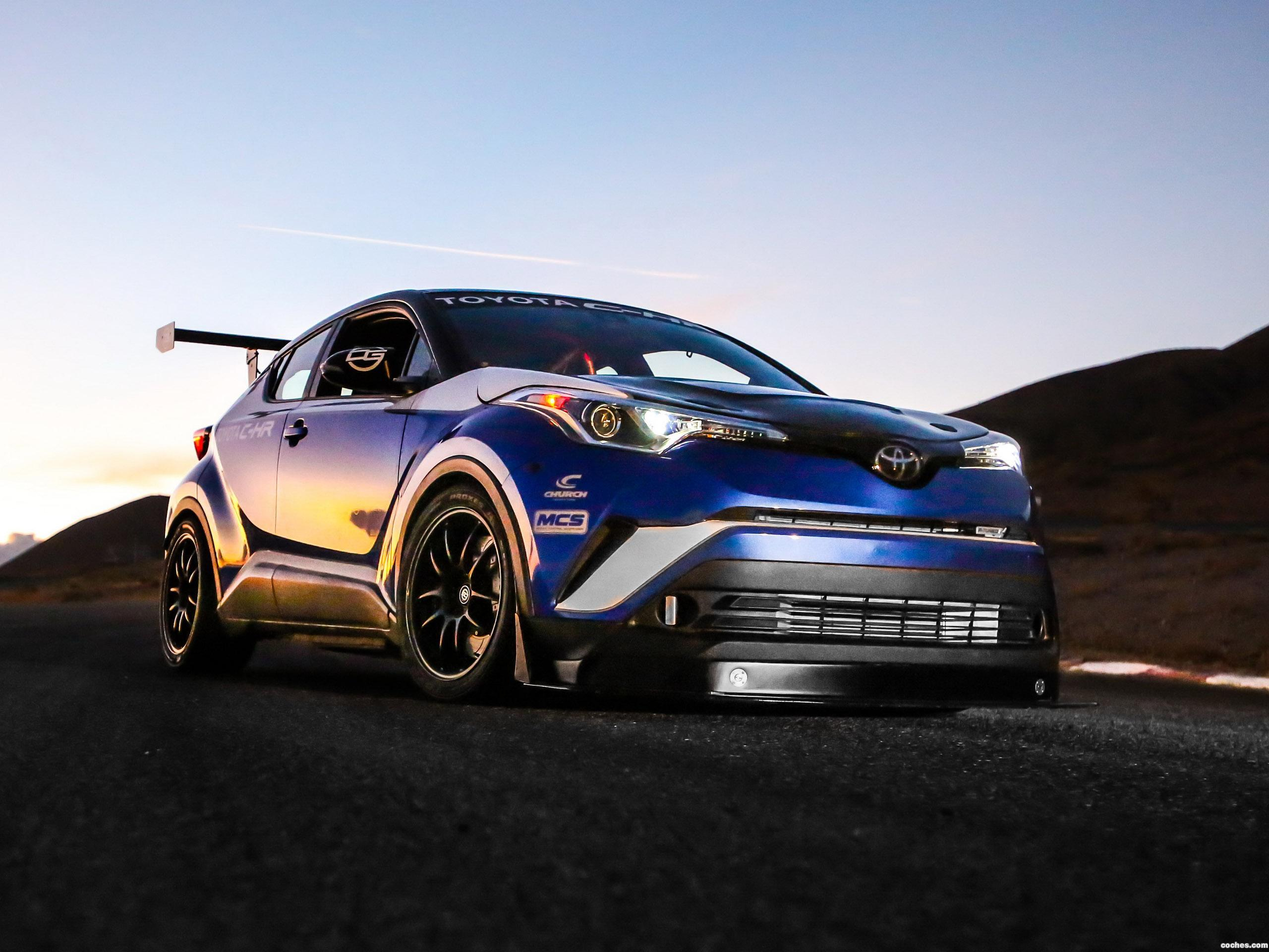 Foto 11 de Toyota C-HR R Tuned Concept  2017