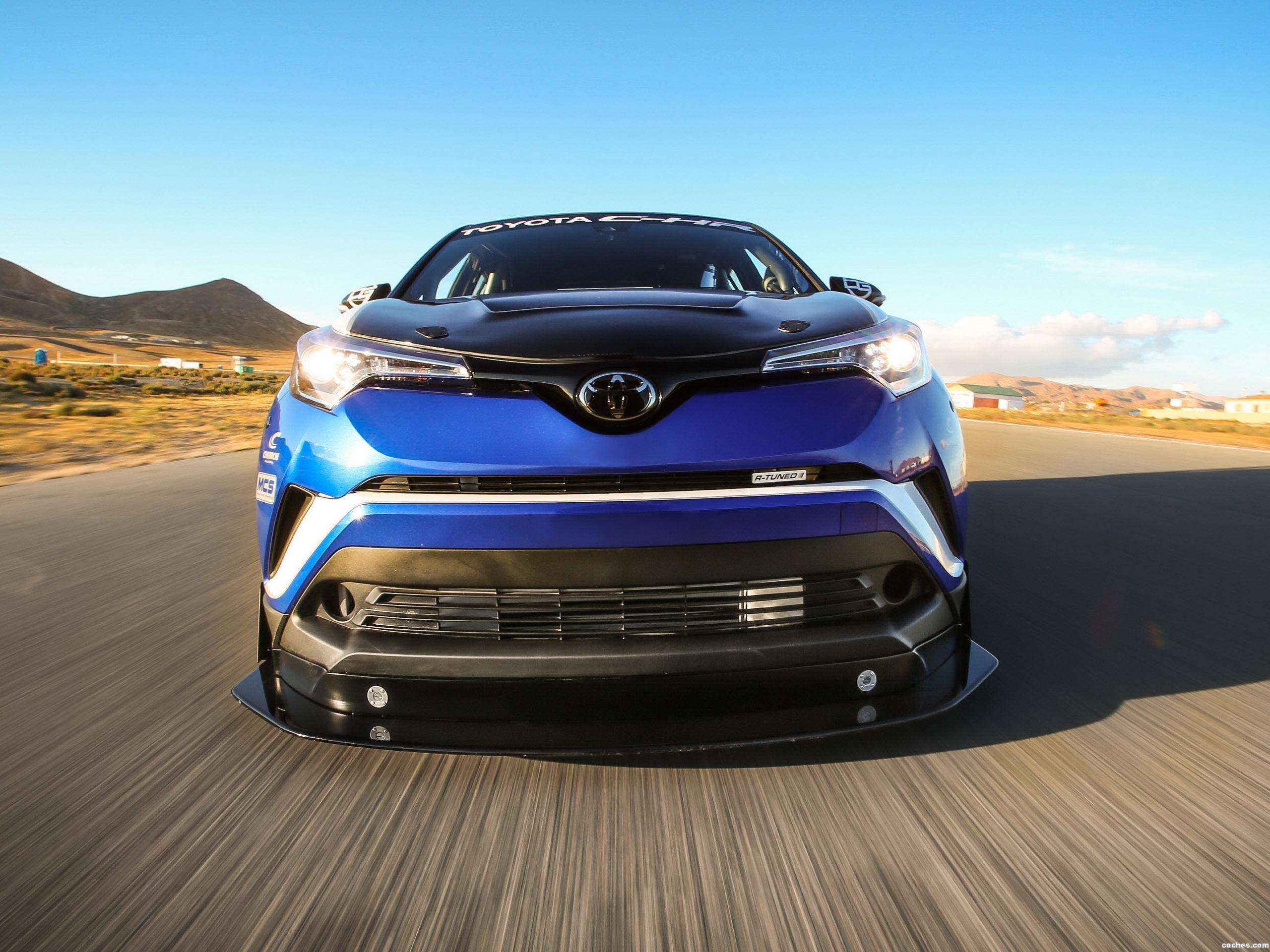 Foto 9 de Toyota C-HR R Tuned Concept  2017