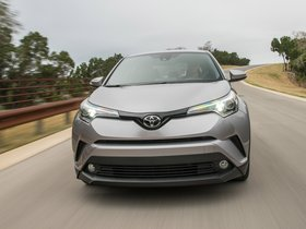 Fotos de Toyota C-HR USA  2017