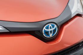 Ver foto 71 de Toyota C-HR 180H 2019