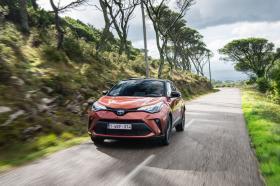 Ver foto 40 de Toyota C-HR 180H 2019