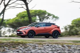 Ver foto 25 de Toyota C-HR 180H 2019