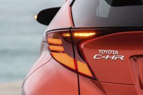 Ver foto 47 de Toyota C-HR 180H 2019