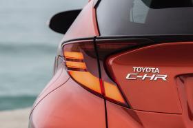 Ver foto 46 de Toyota C-HR 180H 2019