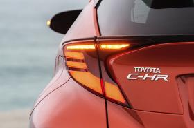 Ver foto 66 de Toyota C-HR 180H 2019
