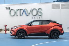 Ver foto 94 de Toyota C-HR 180H 2019