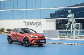 Ver foto 95 de Toyota C-HR 180H 2019
