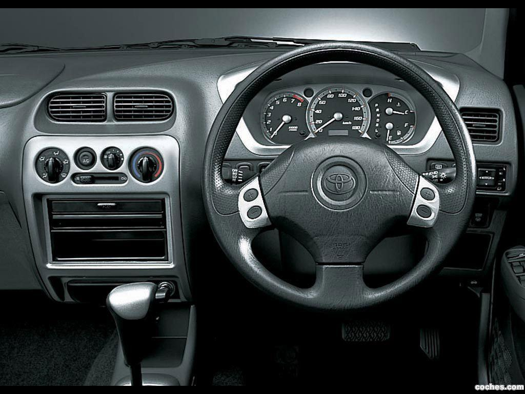 Foto 3 de Toyota Cami 1999